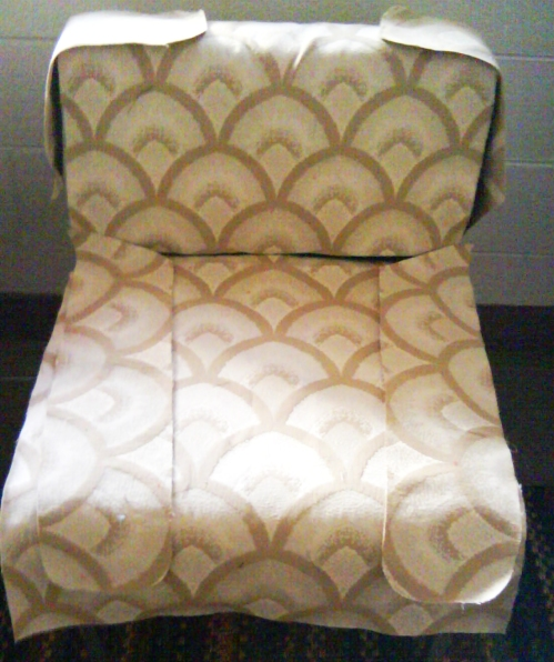 More upholstery